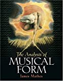 The Analysis of Musical Form