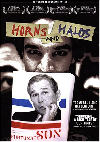 Cover art for  Horns & Halos