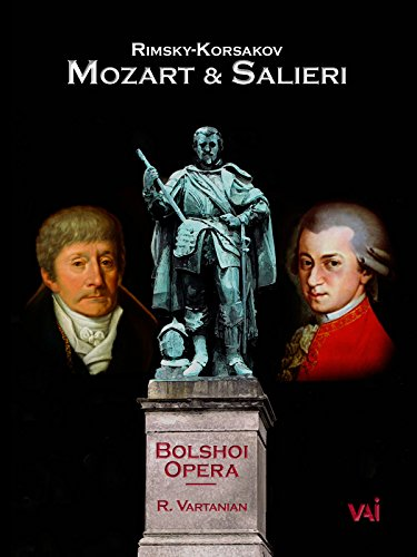 Rimsky-Korsakov, Mozart and Salieri (English subtitled)