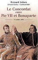 Le Concordat entre Pie VII et Bonaparte, 15 juillet 1801 concordat Le concordat de Bonaparte 51G0FS5E5YL