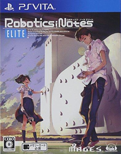 ROBOTICS;NOTES ELITE (通常版)