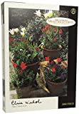 Clive Nichols Garden Collection 1000 Piece Puzzle - Tulips and Pansies in Pots