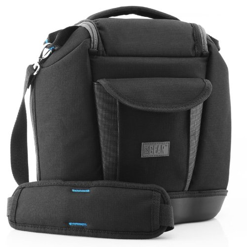 USA Gear Deluxe DSLR Zoom Bag for Nikon , Canon