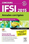 Concours IFSI 2015 - Annales corrig�e...