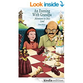 evening with grandpa book cover