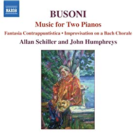 Busoni: Music For 2 Pianos