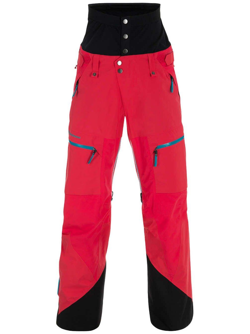 Damen Snowboard Hose Peak Performance Heli 2Layer Vertical Pants