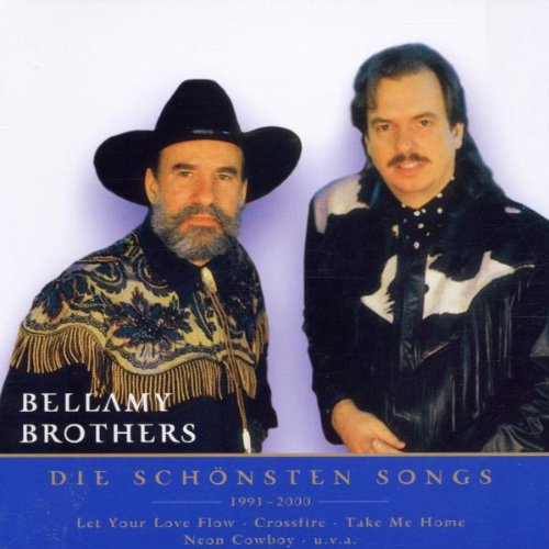 Nur-Das-Beste-The-Bellamy-Brothers-Audio-CD