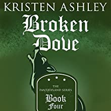 Broken Dove Audiobook by Kristen Ashley Narrated by Tillie Hooper