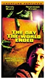 The Day the World Ended [VHS]