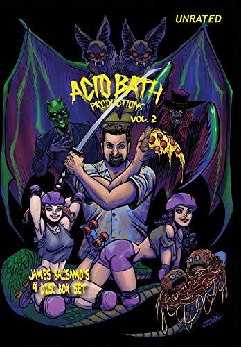 DVD : Acid Bath Productions 2 (4 Discos)