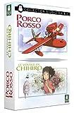 echange, troc Porco Rosso / Le Voyage de Chihiro - Coffret 2 DVD