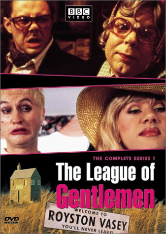 League of Gentlemen: Complete Series 1 [DVD]