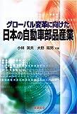 グローバル変革に向けた日本の自動車部品産業