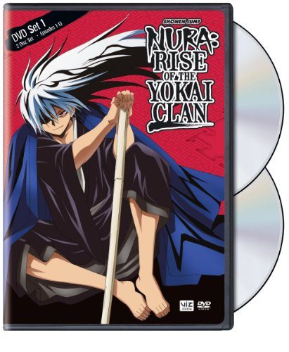 nura dvd set 1