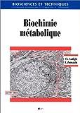 echange, troc Audigie/Zonszain - Biochimie metabolique troisième édition revue et corrigee