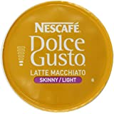 Nescafe Dolce Gusto Skinny Latte Macchiato, 16 Count (Pack of 3)