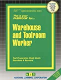 Warehouse and Toolroom Worker (Passbooks)