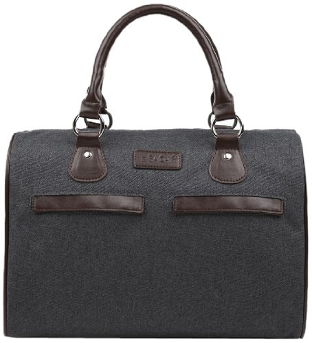 Sachi Speedy Insulated Lunch Tote, Style 21-237, Gray - 1