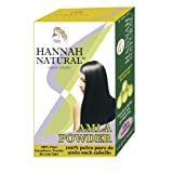 Hannah Natural 100% Pure Amla Herbal Powder 100 Gram
