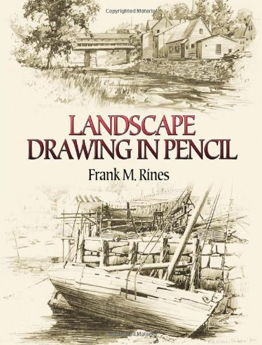 Landscape Drawing in Pencil (Dover Books on Art Instruction)