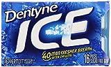 Dentyne Ice Peppermint, 7.6-Ounce (Pack of 9)