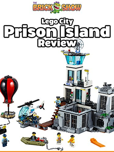 LEGO City Prison Island Review (60130)