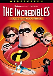 The Incredibles (Widescreen Two-Disc Collector\'s Edition)