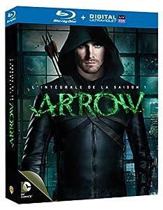 Arrow - Saison 1 [Blu-ray + Copie digitale]