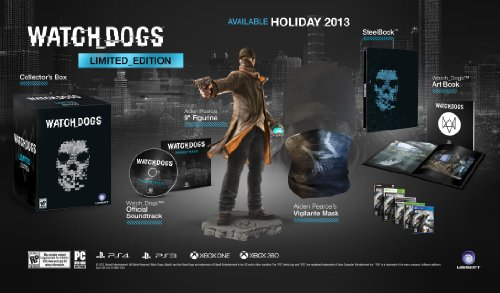 Watch Dogs LE - Xbox One Limited Edition