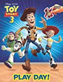 img - for Play Day! (Disney/Pixar Toy Story 3) (Reusable Sticker Book) book / textbook / text book