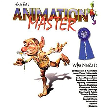 Hash Inc Animation:Master 2006 ( Windows / Mac )