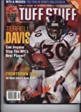 img - for Tuff Stuff - The #1 Guide to Sports Cards & Collectibles (Terrell Davis Can Anyone Stop The NFL's Best Player?, February Volume 15, No. 10) book / textbook / text book