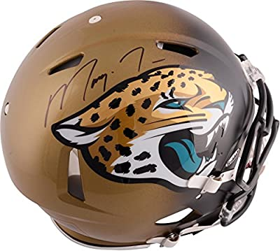 Marqise Lee Jacksonville Jaguars Autographed Riddell Revolution Speed Pro-Line Helmet - Fanatics Authentic Certified