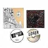 【早期購入特典あり】LOSER/ナンバーナイン(ナンバーナイン盤 初回限定)(CD+DVD+7inchサイズギャラリーパッケージ)(オリジナルLOSERステッカー付)