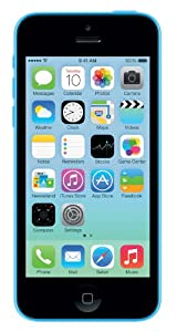 Apple iPhone 5c 16GB 4G Blue - smartphones (Single SIM, iOS, NanoSIM, GSM, WCDMA, LTE)