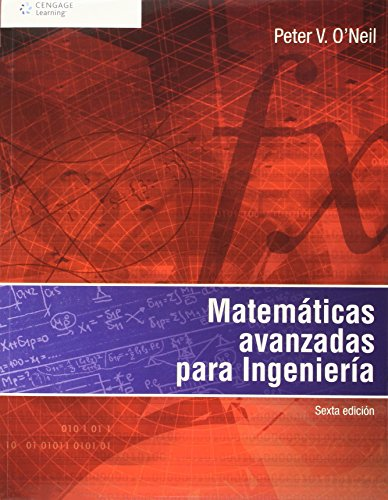 Matematicas avanzadas para ingenieria / Advanced Engineering Mathematics (Spanish Edition)