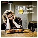 Saint-Saens: Introduction et Rondo, Violin Concerto No.1, Faure: Pelleas et Melisande