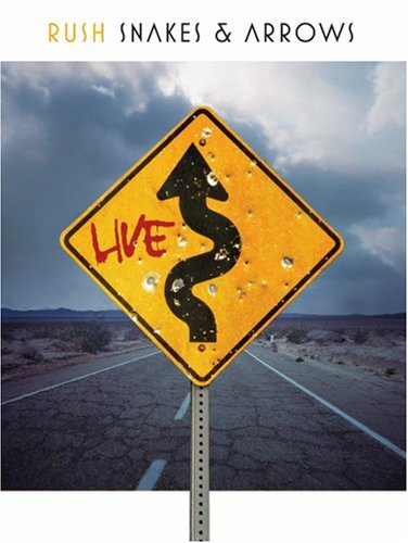 Snakes & Arrows - Live in Holland / Rush (2008)