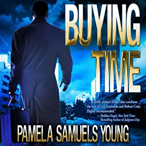 Buying Time: Angela Evans Series No. 1 | [Pamela Samuels Young]