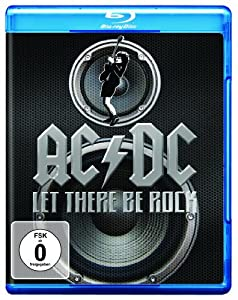 BD * AC/DC: Let There Be Rock [Blu-ray] [Import allemand]