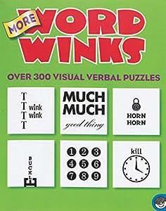 Green Board Games More Word Winks - Libros con juegos de palabras