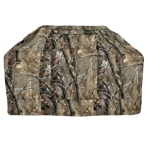Classic Accessories 55-123-040101-00 Hickory Camo BBQ Grill Cover Color: Realtree Ap Camo Size: Large Outdoor, Home, Garden, Supply, Maintenance