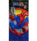 Boy's Spiderman Beach Towel