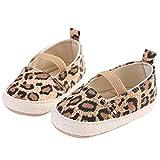 etrack-online princesa beb� ni�as leopardo suave parte inferior antideslizante Zapatos as the picture Talla:12-18months