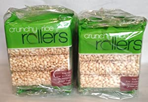 Amazon.com: Bamboo Lane Crunchy Rice Rollers: 8 Packs of 8