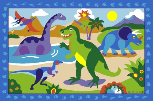 Dinosaur Decor Tktb