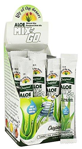 Aloe Mix N' Go Original Packets - 16 Ea
