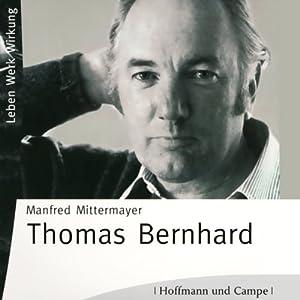 Thomas Bernhard Hörbuch