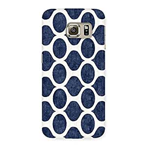 Stylish Old Cage Print Back Case Cover for Samsung Galaxy S6 Edge Plus